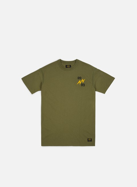 Short Sleeve T-shirts Carhartt WIP Lightning T-shirt