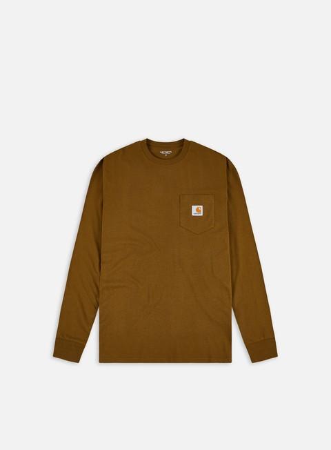 T-shirt a manica lunga Carhartt WIP LS Pocket T-shirt