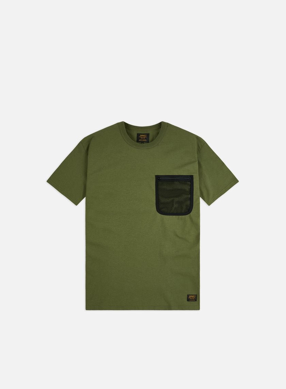 Carhartt WIP Military Mesh Pocket T-shirt