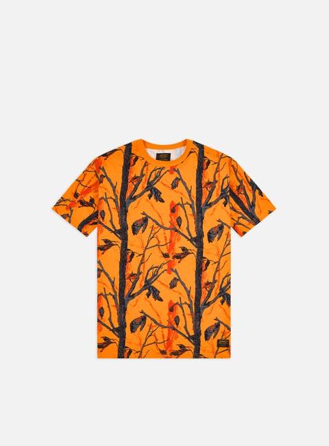 Outlet e Saldi T-shirt a Manica Corta Carhartt WIP Military T-shirt