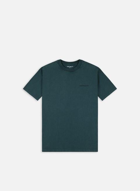 T-shirt a Manica Corta Carhartt WIP Mosby Script T-shirt