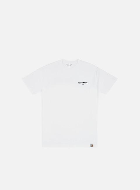 Outlet e Saldi T-shirt a Manica Corta Carhartt WIP Mountain T-shirt