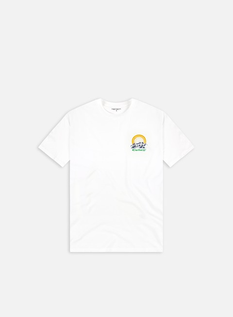 Short sleeve T-shirts Carhartt WIP Mountain T-Shirt