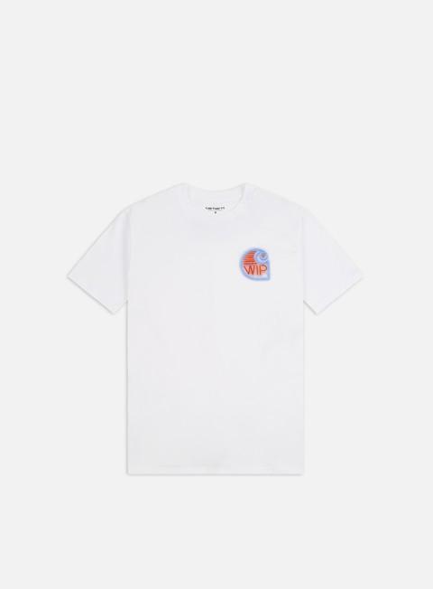 Outlet e Saldi T-shirt a Manica Corta Carhartt WIP Neon Crab T-shirt
