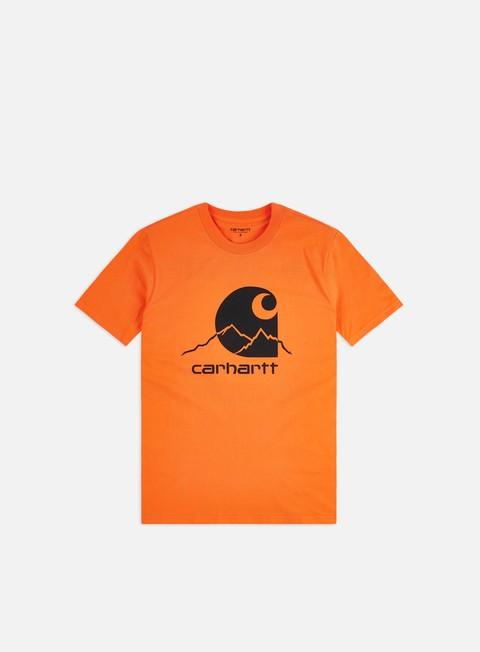 Outlet e Saldi T-shirt a Manica Corta Carhartt WIP Outdoor C T-shirt