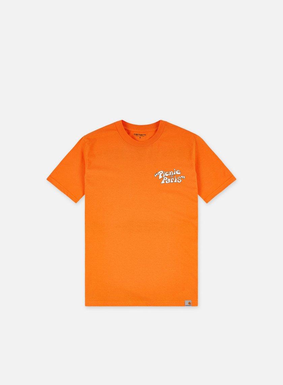 Carhartt WIP Picnic In Paris T-shirt