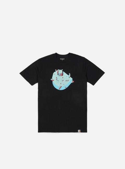 Outlet e Saldi T-shirt a Manica Corta Carhartt WIP Pixel T-shirt