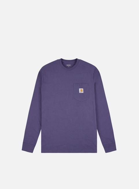 Sale Outlet Pocket T-shirts Carhartt WIP Pocket LS T-shirt