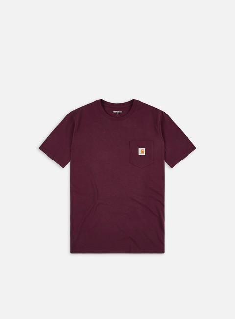 Short sleeve T-shirts Carhartt WIP Pocket T-Shirt
