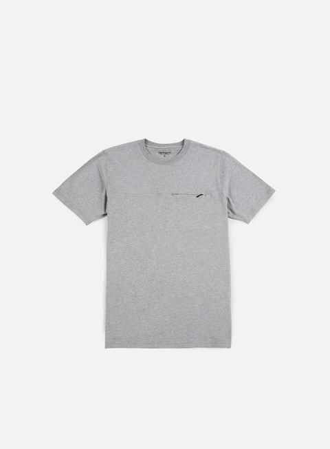 Outlet e Saldi T-shirt a Manica Corta Carhartt WIP Reflective Pocket T-shirt