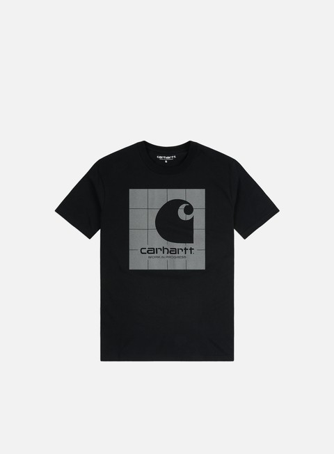 Sale Outlet Short Sleeve T-shirts Carhartt WIP Reflective Square T-shirt