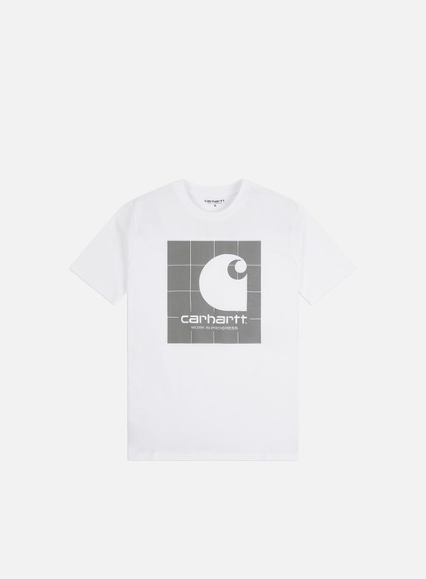 Short Sleeve T-shirts Carhartt WIP Reflective Square T-shirt