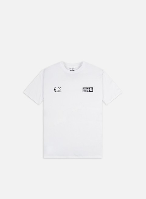 Short Sleeve T-shirts Carhartt WIP Relevant Parties Vol 1 T-shirt