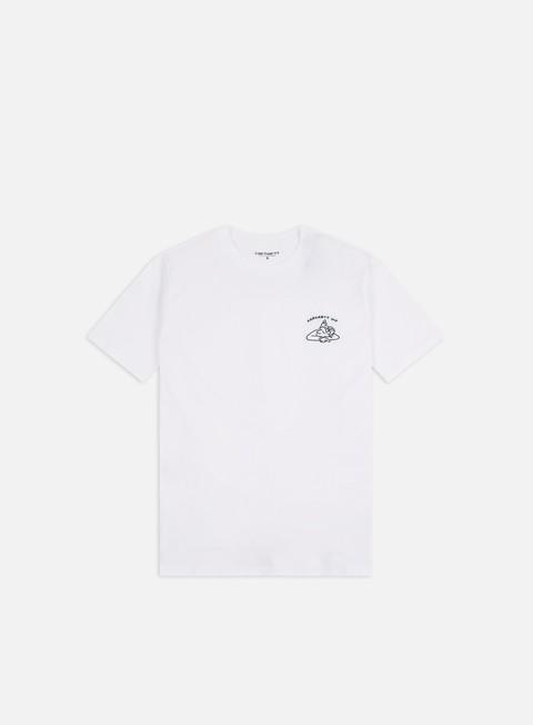 Outlet e Saldi T-shirt a Manica Corta Carhartt WIP Reverse Midas T-shirt