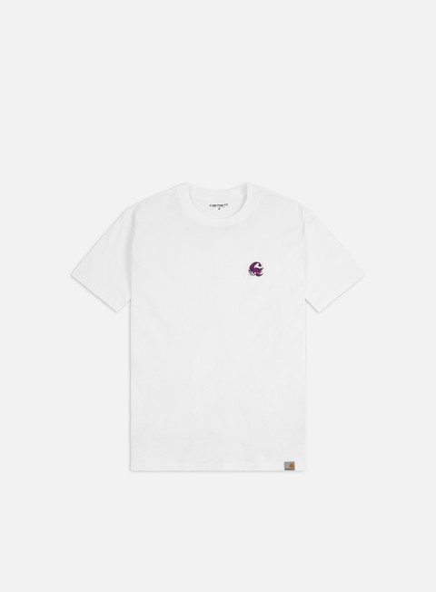 Sale Outlet Short Sleeve T-shirts Carhartt WIP Scorpions C T-shirt