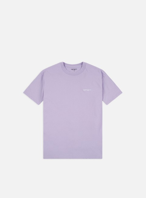 Basic T-shirts Carhartt WIP Script Embroidery T-shirt