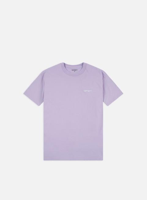 T-shirt Basic Carhartt WIP Script Embroidery T-shirt