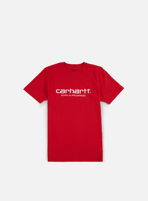 T-shirt Logo Carhartt Wip Script T-shirt