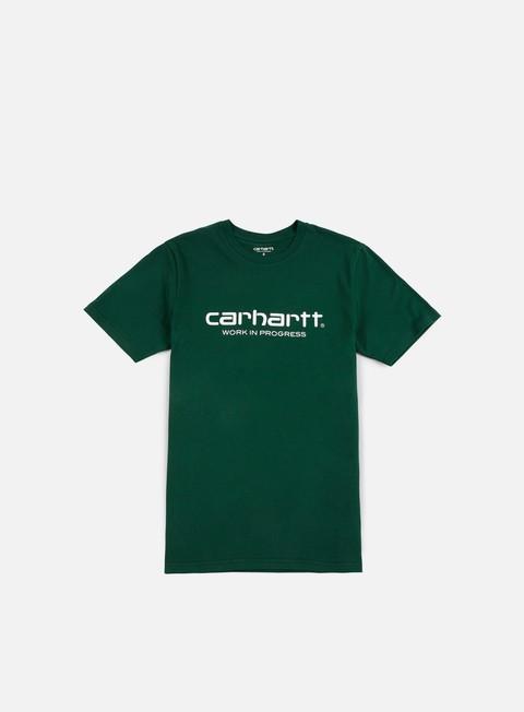 t shirt carhartt wip script t shirt fir white