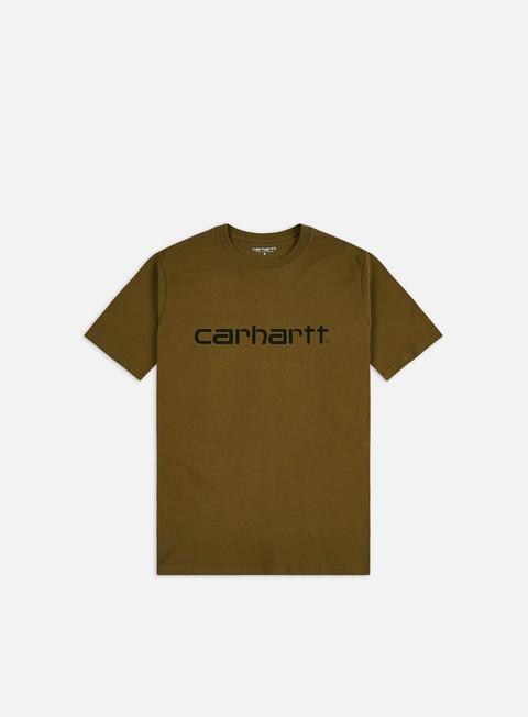 Short sleeve T-shirts Carhartt WIP Script T-shirt
