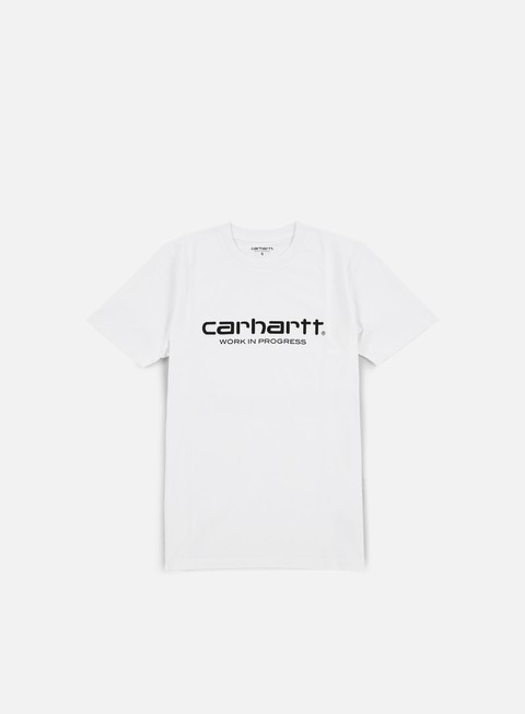 Sale Outlet Short Sleeve T-shirts Carhartt Wip Script T-shirt