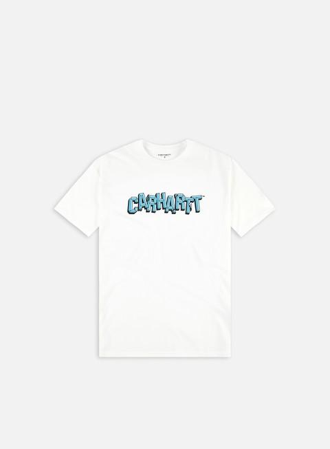 T-shirt a manica corta Carhartt WIP Shattered Script T-shirt