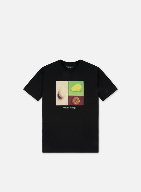 Short Sleeve T-shirts Carhartt WIP Simple Things T-shirt