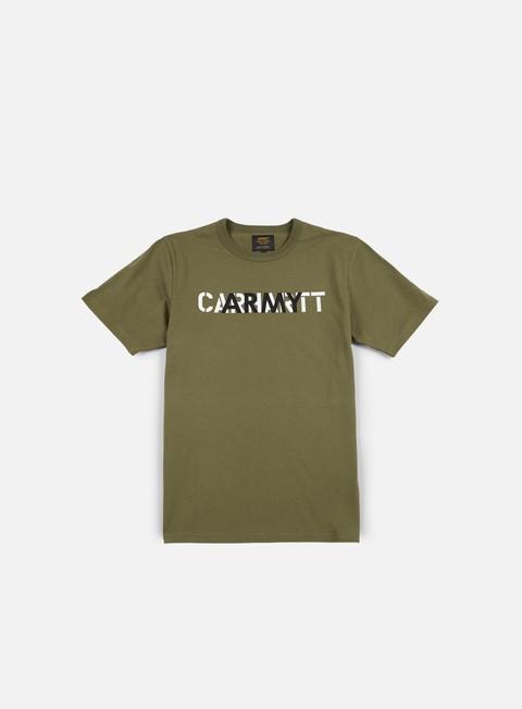 Outlet e Saldi T-shirt a Manica Corta Carhartt WIP Training T-shirt