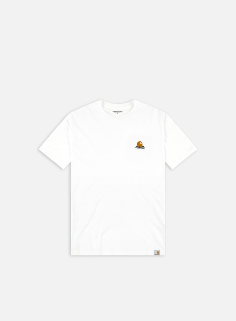 Short sleeve T-shirts Carhartt WIP Trap C T-Shirt