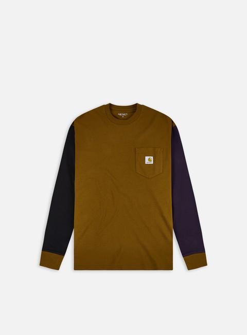 T-shirt a manica lunga Carhartt WIP Triple Pocket LS T-Shirt
