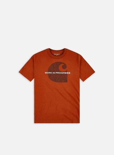 T-shirt a manica corta Carhartt WIP Wave C T-shirt