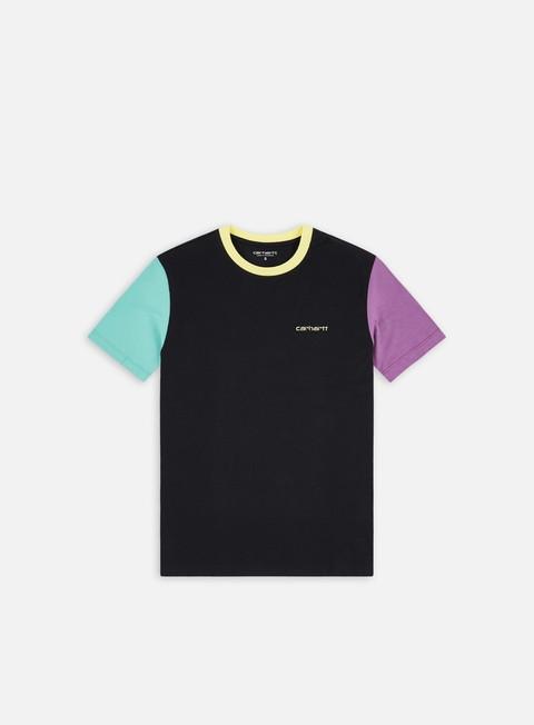 T-shirt a Manica Corta Carhartt WIP WMNS Quad T-shirt
