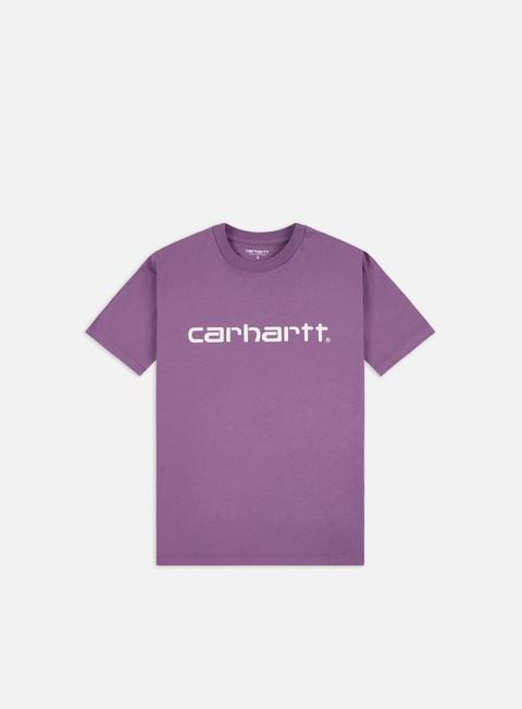 T-shirt a Manica Corta Carhartt WIP WMNS Script T-shirt