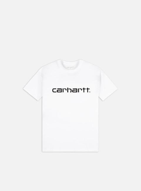 Short sleeve T-shirts Carhartt WIP WMNS Script T-shirt