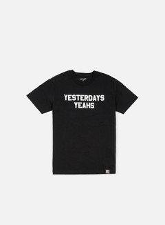 Carhartt - Yesterdays T-shirt, Black/White 1