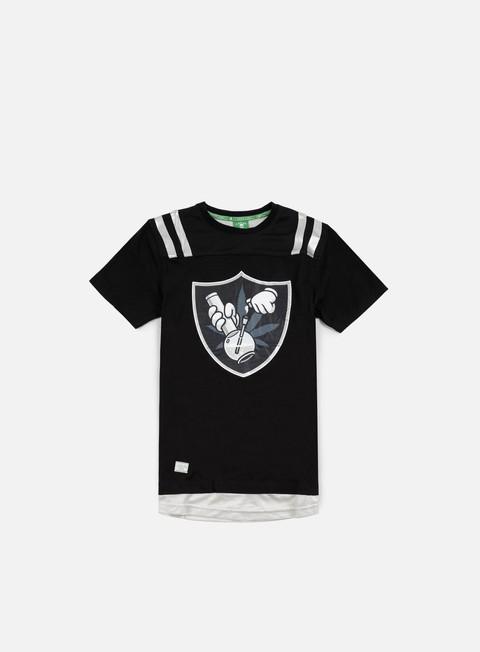 Outlet e Saldi T-shirt a manica corta Cayler & Sons 420 Long T-shirt