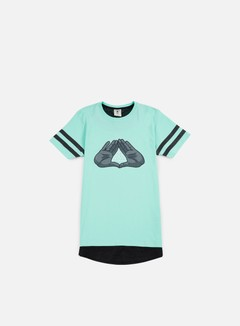 Cayler & Sons - BKNY Long T-shirt, Mint/Black/Grey 1