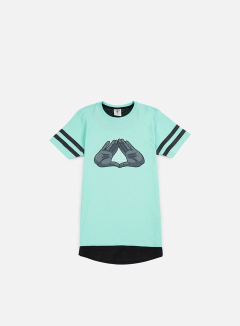Outlet e Saldi T-shirt a manica corta Cayler & Sons BKNY Long T-shirt