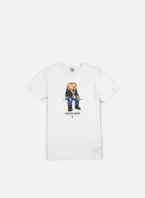 Outlet e Saldi T-shirt a manica corta Cayler & Sons CHMPGN DRMS T-shirt