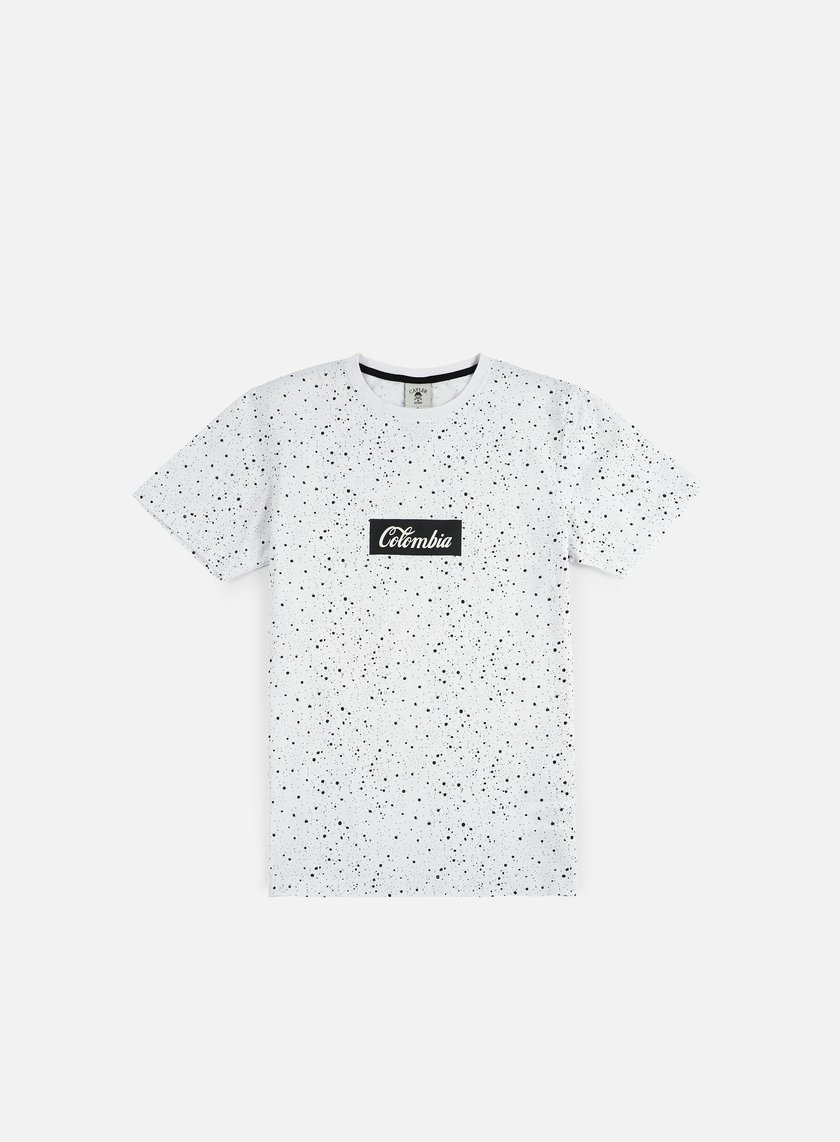 Cayler & Sons - Colombia T-shirt, White