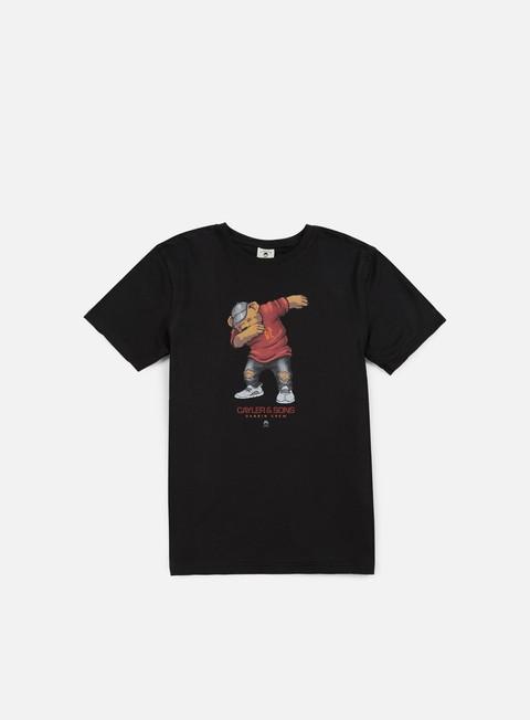 T-shirt a manica corta Cayler & Sons Dabbin Crew T-shirt