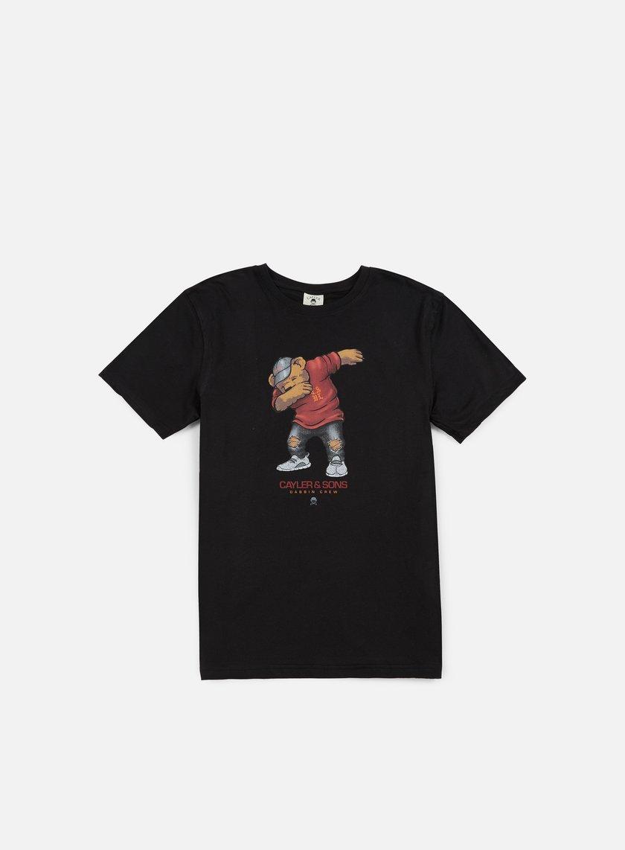 Cayler & Sons - Dabbin Crew T-shirt, Black