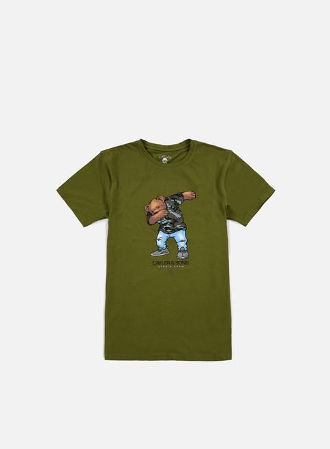 Outlet e Saldi T-shirt a Manica Corta Cayler & Sons Dabbin Crew T-shirt