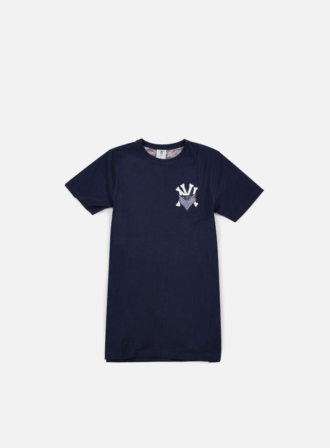 t shirt cayler e sons grime long t shirt navy white