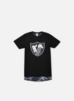 Cayler & Sons - Money To Blow Long T-shirt, Black/Silver/White 1