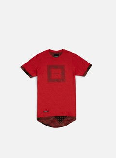 Cayler & Sons - Paiz Long T-shirt, Red/Black