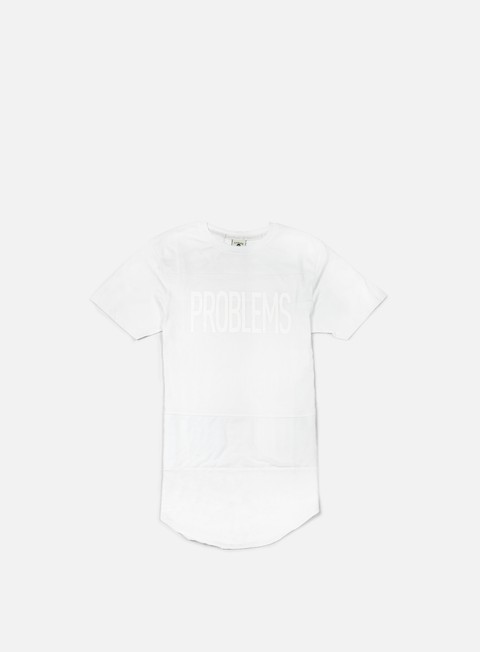T-shirt a Manica Corta Cayler & Sons Problems Scallop T-shirt