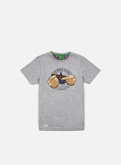Outlet e Saldi T-shirt a manica corta Cayler & Sons Purple Haze T-shirt