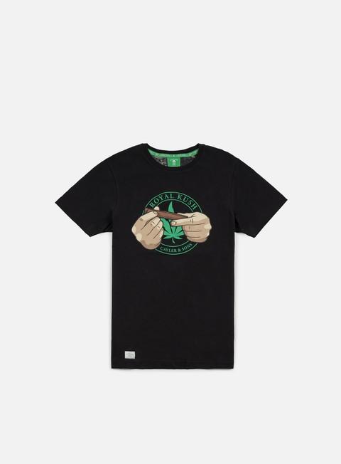 Outlet e Saldi T-shirt a manica corta Cayler & Sons Royal Kush T-shirt