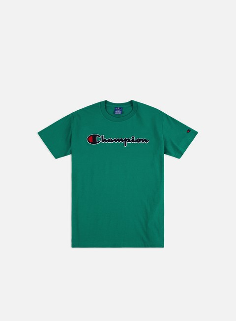 Champion Chenille Logo T-shirt